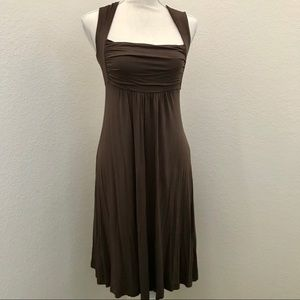 Medium Dark Tan Soprano Dress